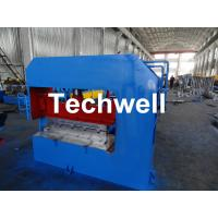 Wholesale Hydraulic Arch Roof Bending Machine , Roofing Sheet Making Machine High Speed from china suppliers