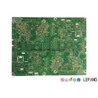 Buy cheap UL approved FR4 OSP Double Sided PCB for Security Data Transmission with Green Solder from wholesalers