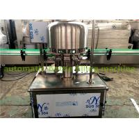 Wholesale Automatic Carbonated Beverage Can Filling Machine 1000-2000CPH Small Business from china suppliers
