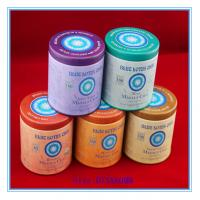 Wholesale Fashion round tea tin can from china suppliers