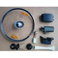 China 26 Inch DIY electric Bike conversion kits for hill climbing , folding electric mountain bicycles on sale