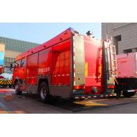 Wholesale Sinotruk Howo 4x2 Fire Fighting Trucks 8m3 Water Tank 251hp - 350hp from china suppliers