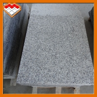 Wholesale 100*60cm Polished White Granite For Wall Stairs Counter Top from china suppliers