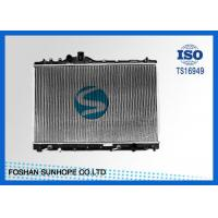 Wholesale Tube Fin Core Honda Aluminum Radiator OEM 19010-P1R-902/P5G-901 Fit Daihatsu from china suppliers