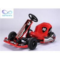 Wholesale 22KM/H 8 Years Old Kids Electric Go Kart With Simulated Pedal from china suppliers