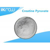 Wholesale 99% Creatine Pyruvate Supplement Raw Material CAS 55965 97 4 White Powder from china suppliers