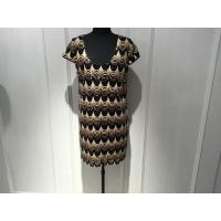 Wholesale Sleeveless Beading Straight Fit Dresses For Spring / Autumn 100% Nylon from china suppliers