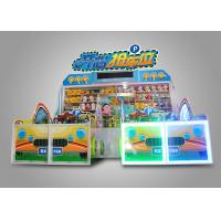 Quality Kids Attraction Midway Multiplayers Carnival Games Machine Simulating Cyber Game for sale