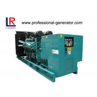 China 3 Phase 4 Wires Open Type Cummins Diesel Generator Set 250kVA Low Fuel Consumption on sale