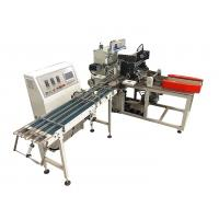 Wholesale Pocket Bundling Tissue Paper Packing Machine Double Infeed Lane PLC Control from china suppliers