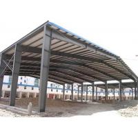 Wholesale Sugar Factory Steel Structure Workshop Hot Dip Galvanized Frame Construction from china suppliers