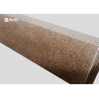 G562 Maple Red Granite Stone Tiles 60 Heads 18-20mm Thickness for sale