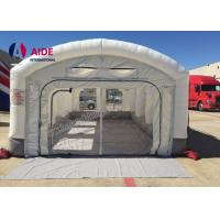 Wholesale Cheap mobile car inflatable paint booth/ inflatable spraying booth/ inflatable spray booth from china suppliers