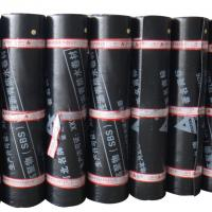 China SBS Modified Bitumen Waterproof Membrane on sale