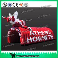 Wholesale Inflatable Tunnel Tent,helmet outdoor sports tunnel from china suppliers