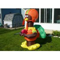 Wholesale CE Certificated Outdoor Giant Advertising Inflatables Turkey For Halloween Festival from china suppliers