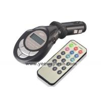 Wholesale 3-in-1 Car FM Transmitter FM-105 from china suppliers