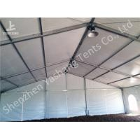 Wholesale Hard Pressed Aluminum Frame Outdoor Tent Small Party With Fabric Partition from china suppliers