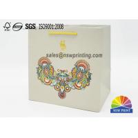 Wholesale Matt Laminated Elegant Paper Gift Bag With Chinese Characteristics from china suppliers