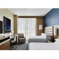 Deluxe Hotel Bedroom Furniture Suite General Use 5 Star Hotel Room for sale