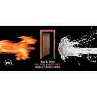 China Fire Rated Wood Door (FW) on sale