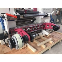 China Shaftless Thermal Paper Slitter Rewinder on sale