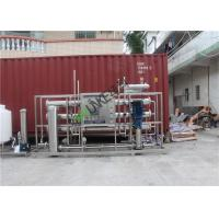 Wholesale 40ft Container RO Water Plant For Irrigation / Farming 10T Per Hour from china suppliers