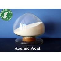 Wholesale Antiacne Pharmaceutical Raw Materials Azelaic Acid CAS 123-99-9 for Repair Skin from china suppliers