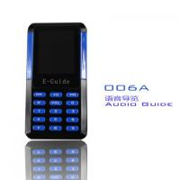 Wholesale 006A Mini Audio Guide Device 8 Languages Handheld Electronic Tour Guide Systems from china suppliers