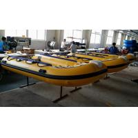 Wholesale 3.6 M Transparent Inflatable Boat 164 Cm Width Lightweight Impact Resistance from china suppliers