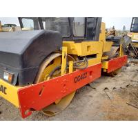 Quality Used Dynapac CC422 Double-Drum Road Roller For Sale for sale