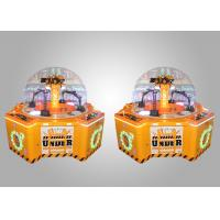 Wholesale New Coming Engineering Family Crane Machine Games High Payout Ratio For Kids Playground from china suppliers
