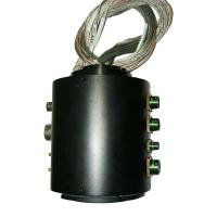 Wholesale Engineering Machines Through Hole Slip Ring 46 Circuits Routing Current / Signal from china suppliers