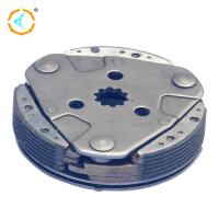 CNC Steel Motorcycle Dual Clutch Assembly / Scooters Clutch Shoe Set For KRISS for sale