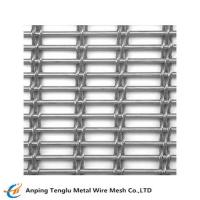 China Stainless Steel Decorative Mesh Rope Pitch: 30mm for sale