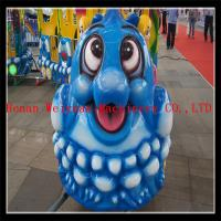 Buy cheap customized electric track train, under sea world train ride for sale from wholesalers