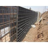 Safe lightweight Shoring Jack steel formwork for concrete walls with labor saving for sale