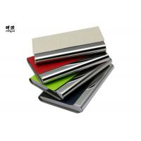 Wholesale Pocket Business Card Holder Organizer, Leather Credit Card Holder With Name from china suppliers