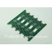 Wholesale Pannelized Double Layer Making Printed Circuit Boards RoHS Hot Air Solder Level from china suppliers