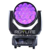 Wholesale Mac Aura Light LED Beam Moving Head 19 x 15w Osram Ostar Multi LEDs from china suppliers