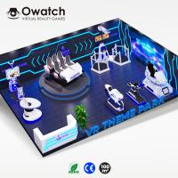 Wholesale High Revenue Indoor Amusement Park Equipment VR Science Popularization Simulator One-Stop VR Theme Park from china suppliers