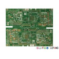 Wholesale TG130 Double Sided PCB Matrix Board Tablet / PC Circuit Board  210 * 122 Mm from china suppliers