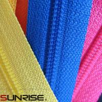 Buy cheap coat and clark nylon zippers for bag and garments accessory nylon zipper rolls from wholesalers
