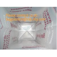 Wholesale Frosted Plastic Bags, flexi loop handle, die cut handle, block bottom, string bag, Jewelry from china suppliers