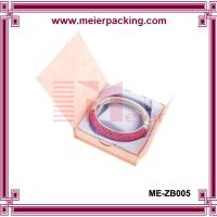 Wholesale Buy lady bracelet paper jewelry gift box/Custom paper cardboard box ME-ZB005 from china suppliers