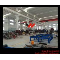 Wholesale Horizontal type H-beam Assembly & Welding Integrating Machine for H Beam Production Line from china suppliers