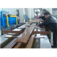 Wholesale Professional WPC Profile Production Line / Plastic Profile Extrusion Line from china suppliers