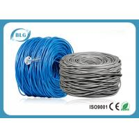 Wholesale 500/1000FT Cat6 Utp Network Cable Pure Bare Copper CM CMX Unshielded UTP Cabling from china suppliers