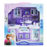 Buy cheap cute tableware set toys plastic kitchen toys set for kids-8801 from wholesalers