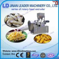 Wholesale Rotary head extruder snacks food extruder from china suppliers